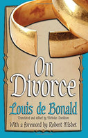 On Divorce (Library of Conservative Thought)
