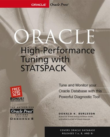 Oracle High-Performance Tuning with STATSPACK