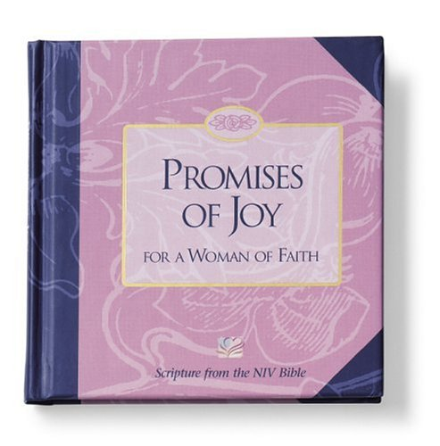 Promises of Joy for A Woman of Faith