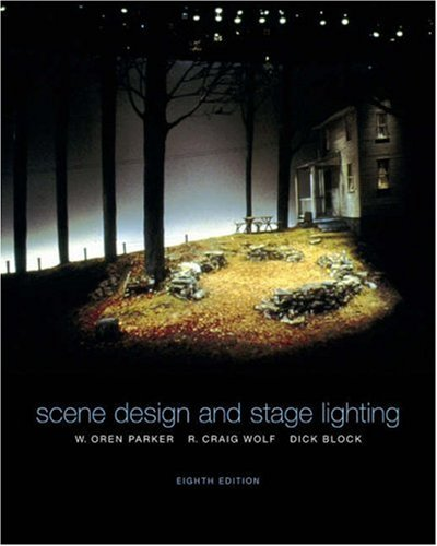 Scene Design And Stage Lighting (With Infotrac)