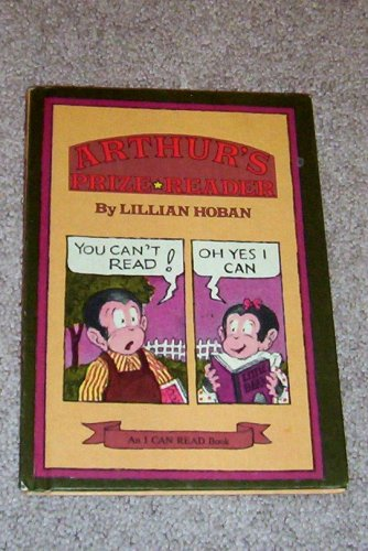 Arthur's Prize Reader (An I Can Read Book)