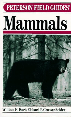 Mammals, 3rd Edition (Peterson Field Guide)