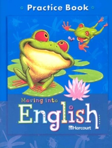 Moving Into English, Practice Book, Grade 2