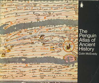 The Penguin Atlas of Ancient History (Hist Atlas)