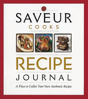 Saveur Cooks Recipes Journal