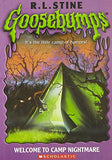 Welcome to Camp Nightmare (Goosebumps, No 9)