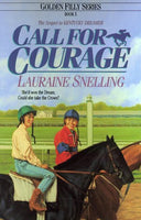 Call for Courage (Golden Filly Series, Book 5)