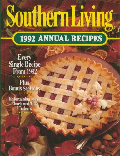 Southern Living 1992 Annual Recipes