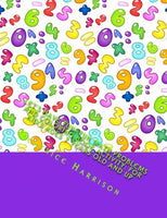 Let's Have Fun! Fun Math Problems and Coloring Book Activity: For Kid's Ages 7 Years Old and up