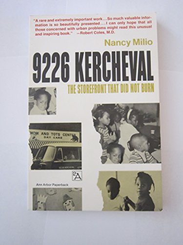 9226 Kercheval: The Storefront That Did Not Burn (Ann Arbor Paperbacks)