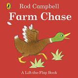 Farm Chase: A Lift-the-Flap Book