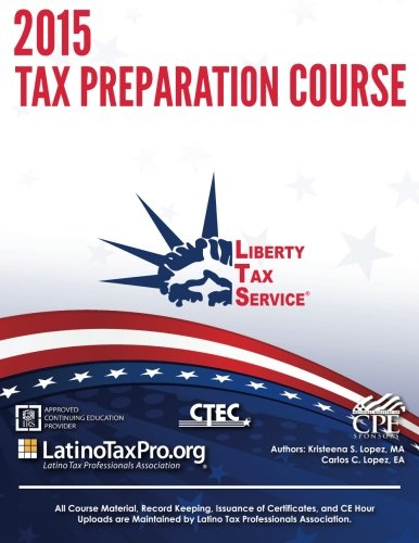 2015 Tax Preparation Course: Liberty Tax