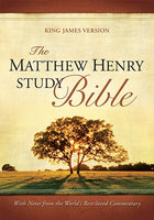 The Matthew Henry Study Bible: King James Version