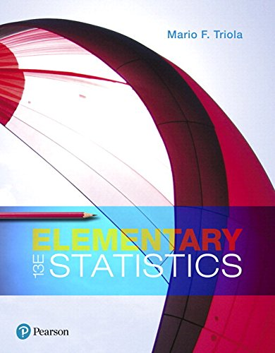 Elementary Statistics Plus MyLab Statistics  with Pearson eText -- Title-Specific Access Card Package (13th Edition)