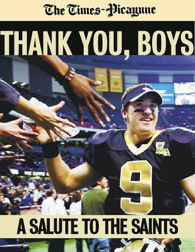 Thank You, Boys: A Salute to the Saints