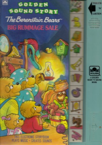 The Berenstain Bears Big Rummage Sale (Golden Sound Story)