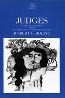 Judges (The Anchor Yale Bible Commentaries)