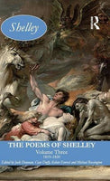 The Poems of Shelley: Volume Three: 1819 - 1820 (Longman Annotated English Poets)