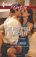The High Price of Secrets (Harlequin Desire\The Master Vintners)