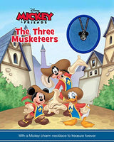 Disney Mickey & Friends: The Three Musketeers (Disney Portraitcharm)