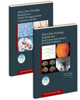 Mayo Clinic Neurology Board Review (Set) (Mayo Clinic Scientific Press)