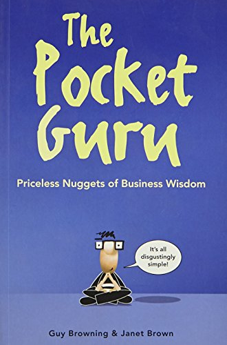 The Pocket Guru: Priceless nuggets of business wisdom