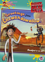 Greetings from Chewandswallow! (Cloudy with a Chance of Meatballs Movie)