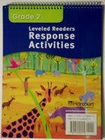 On-Level Readers, Response Activities, Grade 2, Storytown 2008