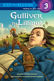Gulliver in Lilliput (Step into Reading)