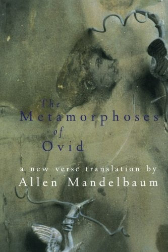 The Metamorphoses Of Ovid