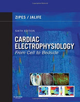 Cardiac Electrophysiology: From Cell To Bedside, 6E (Expert Consult Title: Online + Print)