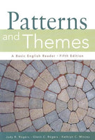 Patterns And Themes: A Basic English Reader (With Infotrac)