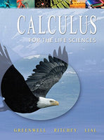Calculus With Applications For The Life Sciences
