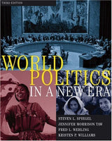 World Politics in a New Era (with CD-ROM and InfoTrac )