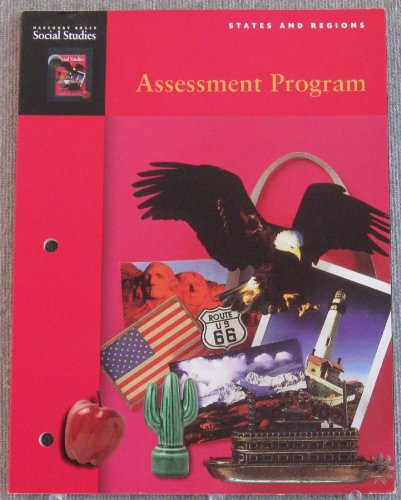 Social Studies-States And Regions: Assessment Program (Harcourt School Publishers Social Studies)