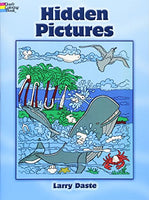 Hidden Pictures (Dover Children's Activity Books)
