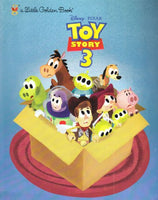 Toy Story 3 (Disney/Pixar Toy Story 3) (Little Golden Book)