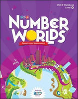 Number Worlds Level H, Student Workbook Geometry  (NUMBER WORLDS 2007 & 2008)