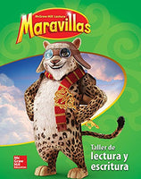 Lectura Maravillas Reading/Writing Workshop Grade 4 (ELEMENTARY CORE READING) (Spanish Edition)