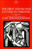 The First And Second Letters To Timothy (The Anchor Yale Bible Commentaries)