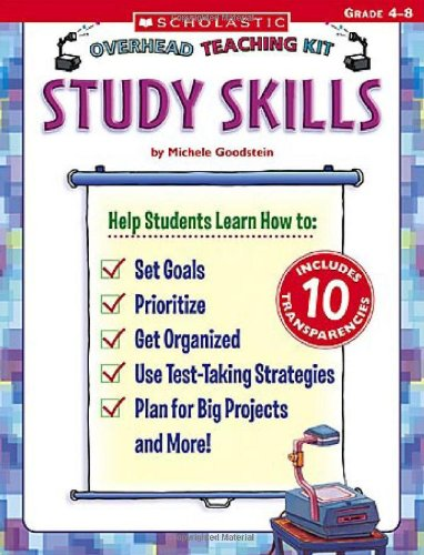 Overhead Teaching Kit: Study Skills