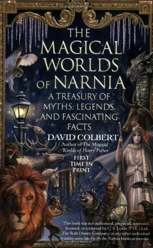 The Magical Worlds of Narnia: A Treasury of Myths, Legends and Fascinating Facts