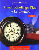 Timed Readings Plus in Literature: Book 1