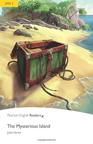 Mysterious Island, The, Level 2, Pearson English Readers (2nd Edition) (Penguin Readers)