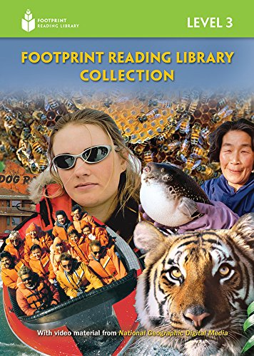 Footprint Reading Library 3: Collection (Bound Anthology)