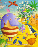 HSP California Excursions: Be Strong, Grade 1, Level 1-4