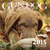 2015 Gun Dog Puppy Calendar