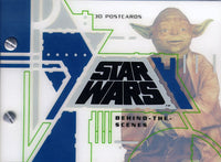 Star Wars: Behind the Scenes: 30 Postcards (Postcard Books)