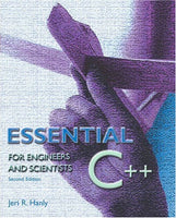 Essential C++ For Engineers And Scientists (2Nd Edition)