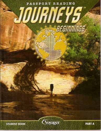 Journeys Beginnings Student Book Part A (Passport Reading)